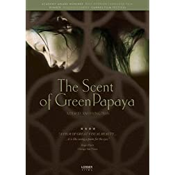 The Scent of Green Papaya [Blu-ray]