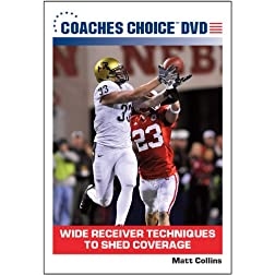 Wide Receiver Techniques to Shed Coverage