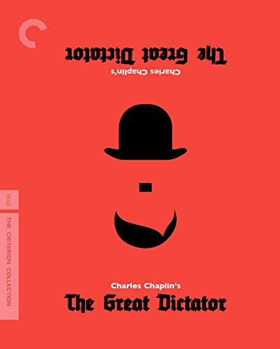 The Great Dictator: The Criterion Collection [Blu-ray]