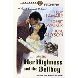 Her Highness & The Bellboy