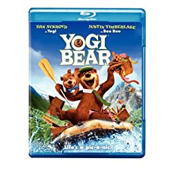 Yogi Bear [Blu-ray]