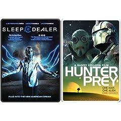 Sleep Dealer / Hunter Prey