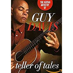Guitar Artistry of Guy Davis - Teller of Tales DVD