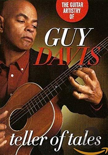 Guitar Artistry of Guy Davis - Teller of Tales DVD
