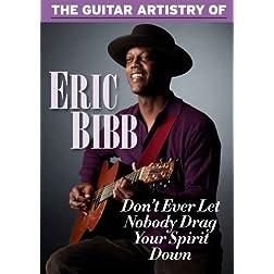 Guitar Artistry of Eric Bibb