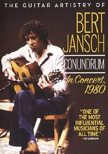 Guitar Artistry of Bert Jansch Conundrum in