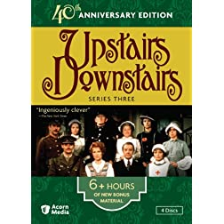 Upstairs, Downstairs: Series Three