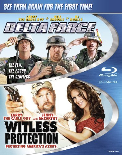 Delta Farce / Witless Protection (Two-Pack) [Blu-ray]