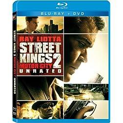 Street Kings 2: Motor City (Unrated) [Blu-ray]