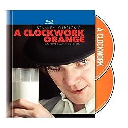 A Clockwork Orange (Anniversary Edition) [Blu-ray]