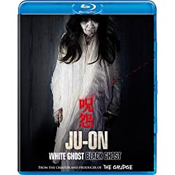 Ju-On White Ghost / Black Ghost [Blu-ray]