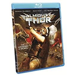 The Almighty Thor [Blu-ray]