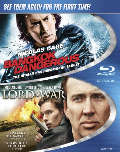 Bangkok Dangerous & Lord of War [Blu-ray]