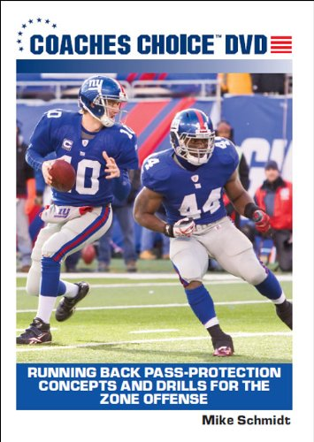 Running Back Pass-Protection Concepts and Drills for the Zone Offense