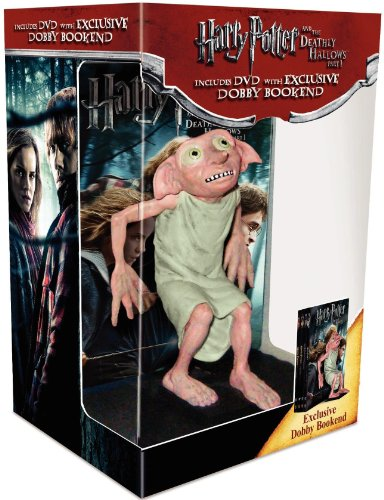 Harry Potter and the Deathly Hallows: Part 1 (With Dobby Bookend)