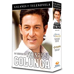 Mejor De Fernando Colunga: 2PK La Usurpadora & Abrzame Muy Fuerte