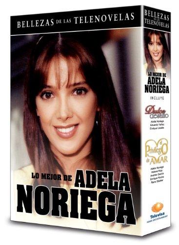 Lo Mejor De Adela Noriega: 2PK Dulce Desafío & El Manantial