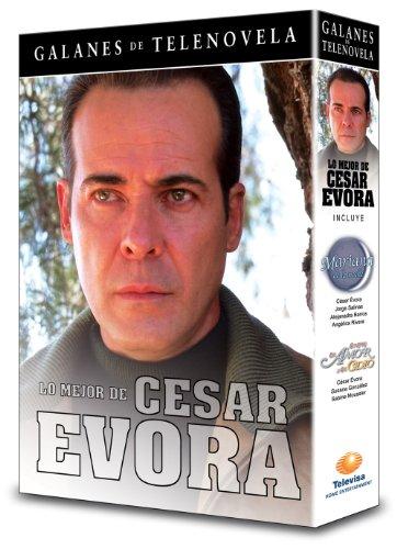 Lo Mejor De Cesar Evora: 2 PK Mariana de la Noche & Entre el Amor y el Odio