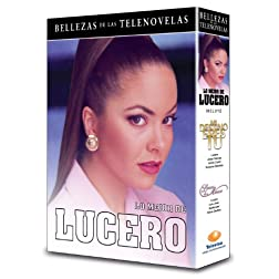 Lo Mejor De Lucero: 2 PK Mi Destino Eres T & Lazos de Amor