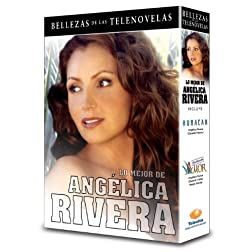Mejor De Angelica Rivera: 2PK Destilando Amor & Huracn