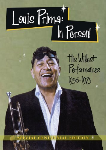Louis Prima-in Person
