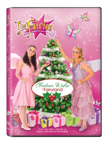 The Fairies: Christmas Wishes in Fairyland
