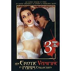 Erotic Vampire in Paris Collection