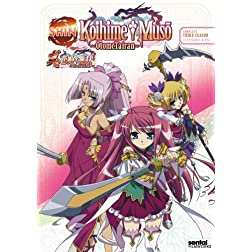 Shin Koihime Muso: Otome Tairan