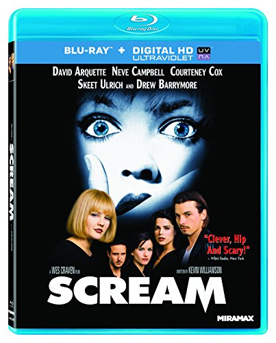 Scream [Blu-ray]