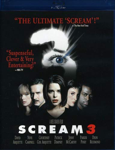 Scream 3 [Blu-ray]
