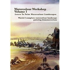 Watercolour Workshop Volume 1