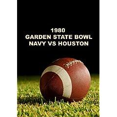 1980 Garden State Bowl - Navy vs Houston - First Half (Volume 1 of 2 Volume set)