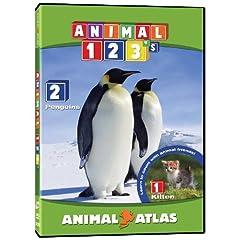 Animal Atlas 123s