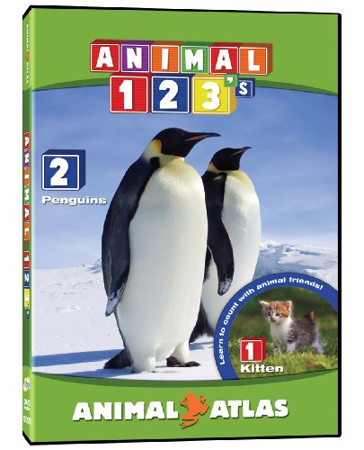 Animal Atlas 123s