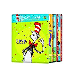 The Cat in the Hat Knows a Lot About That! 3 Pack: Wings/Up/Tales