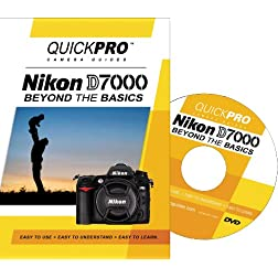 Nikon D7000 Beyond the Basics DVD