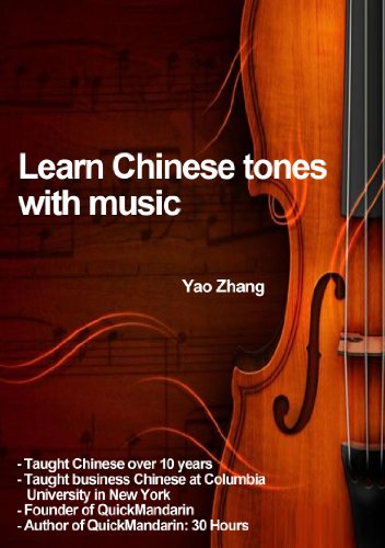 Learn Chinese Tones with Music