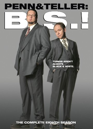 Penn & Teller Bs: Eighth Season