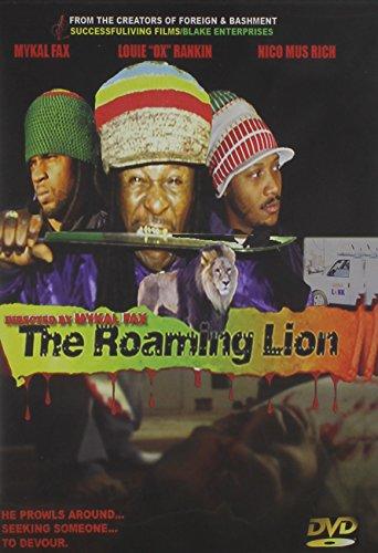 Roaming Lion