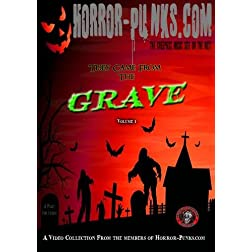 Horror-Punks.com - They Came From The Grave Vol. 1
