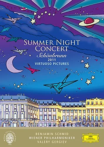 Summer Night Concert Schoenbrunn 2011