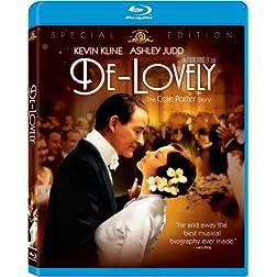 De-Lovely [Blu-ray]