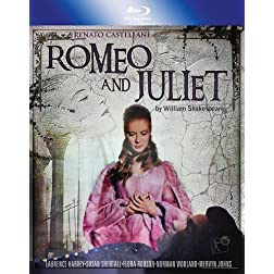 Romeo and Juliet [Blu-ray]