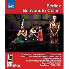 Benvenuto Cellini [Blu-ray]