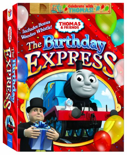 Thomas & Friends: The Birthday Express