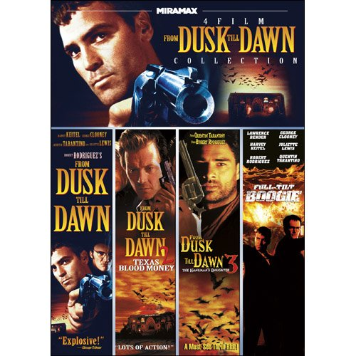 Miramax From Dusk Till Dawn Series: From Dusk Till Dawn / Full-Tilt Boogie / From Dusk Till Dawn 2: Texas Blood Money / From Dusk Till Dawn 3: The Hangman's Daughter