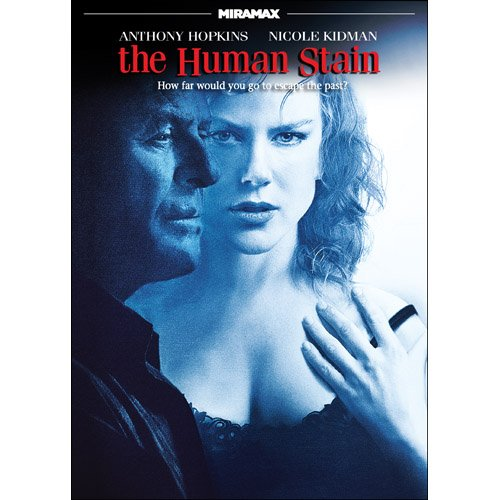 The Human Stain Featuring Nicole Kidman and Anthony Hopkins