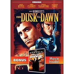 From Dusk Till Dawn with Bonus Feature: Full-Tilt Boogie
