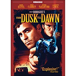 From Dusk Till Dawn Featuring George Clooney and Salma Hayek