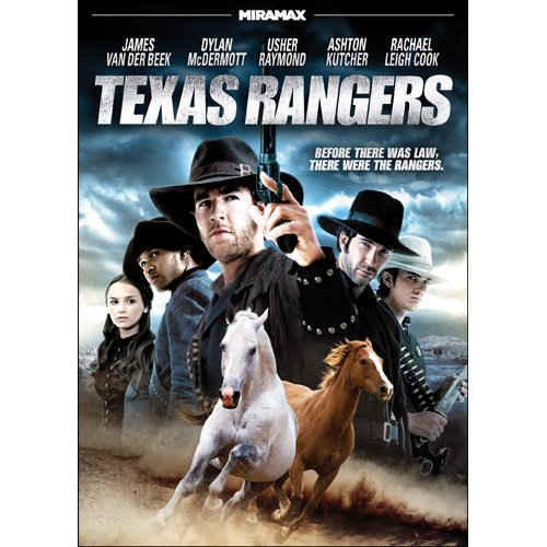 Texas Rangers Featuring James Van Der Beek